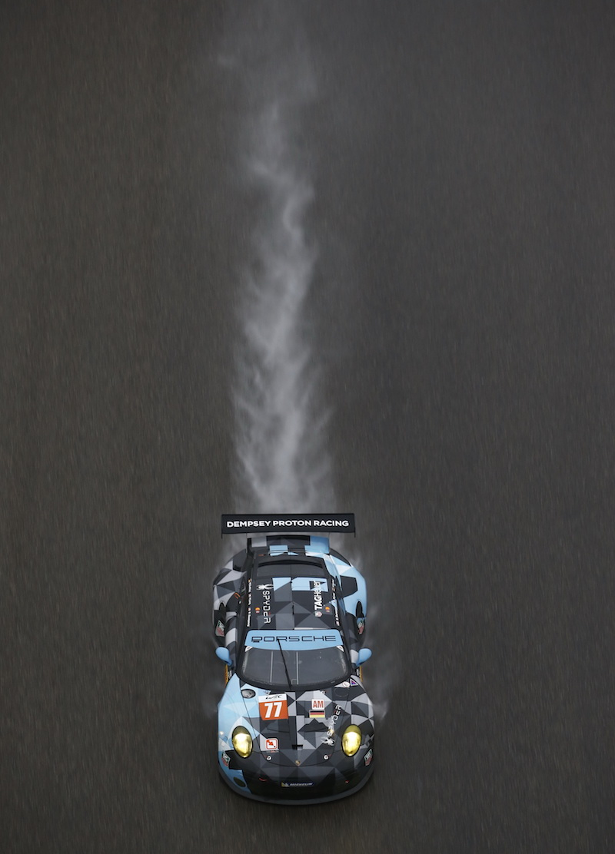 FIA WEC 2015: 6 Hours of Shanghai Porsche 911 RSR, Dempsey Racing Proton: Patrick Dempsey, Patrick Long, Marco Seefried