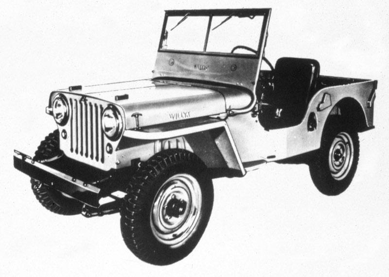 La historia de Jeep® | AutoPress